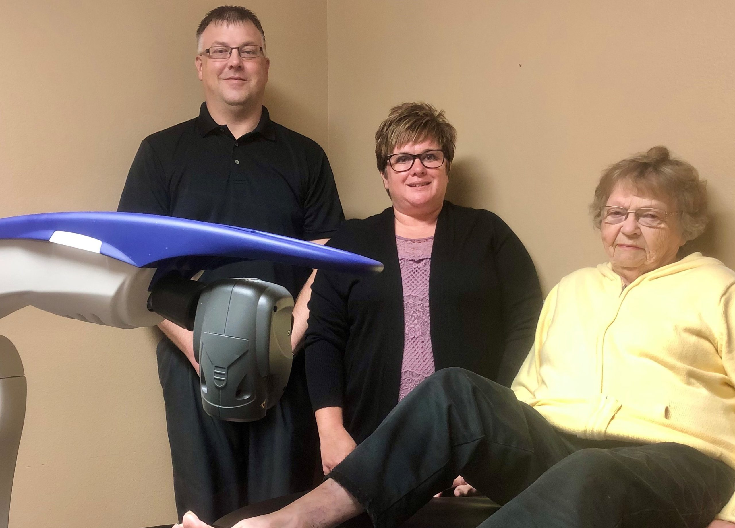 MLS Laser Therapy Plays a Key Role in Comprehensive Care for Chronic Pain